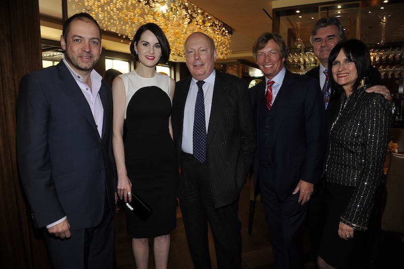BritWeek honors Downton Abbey