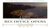 April - Res office opens
