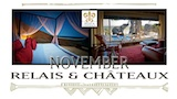 Nov - Relais & Chateaux