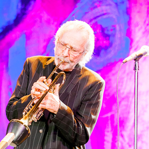 Herb Alpert performs at his alma mater Fairfax High School, Los Angeles, CA, on October 6, 2012 for the Hall of Fame Induction. (Photo credit David Malykont/Snap Yourself!)